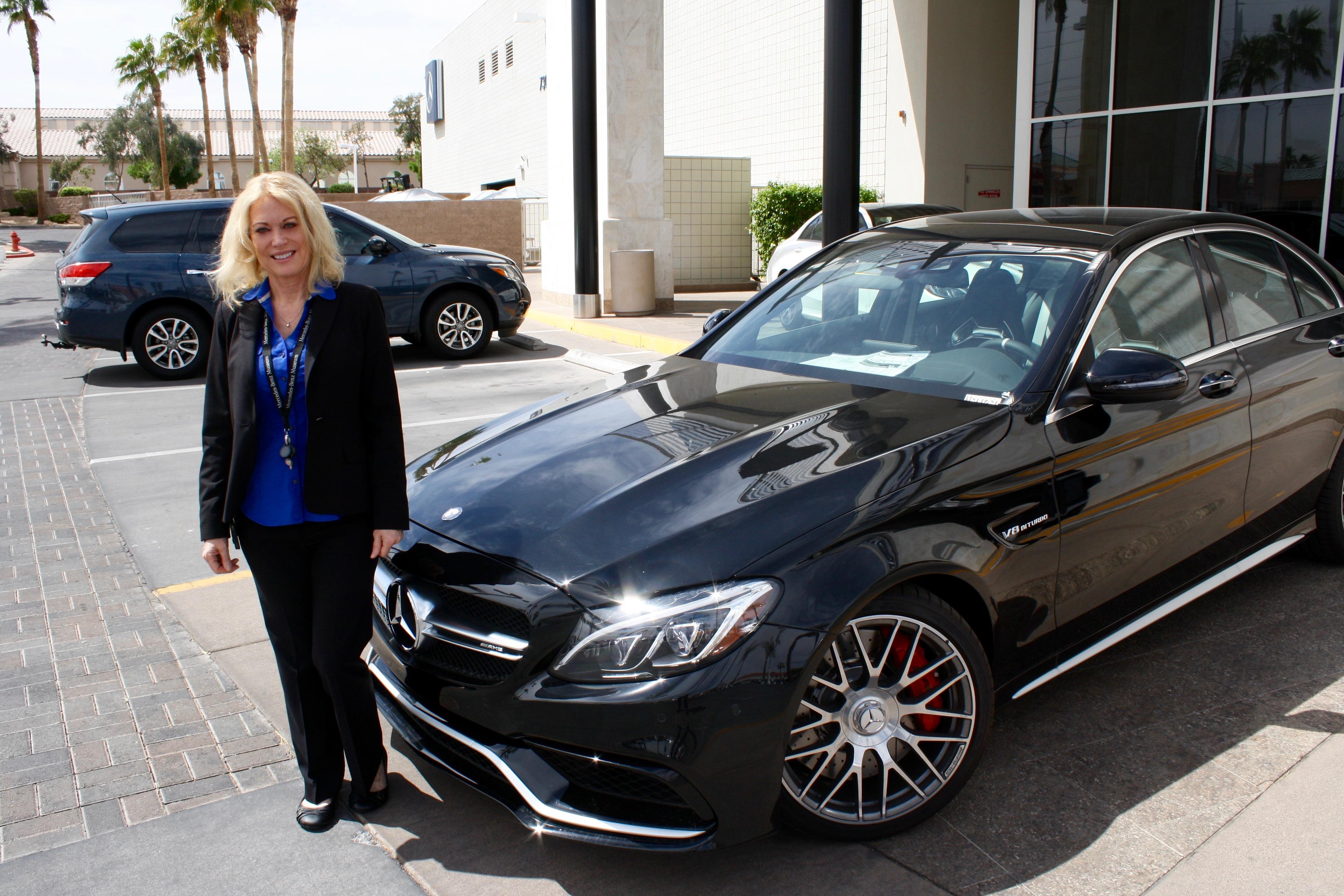 Meet the team rene dubose product concierge fletcher for Mercedes benz product concierge