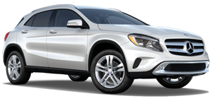 2016 GLA SUV