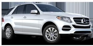 2016 GLE SUV