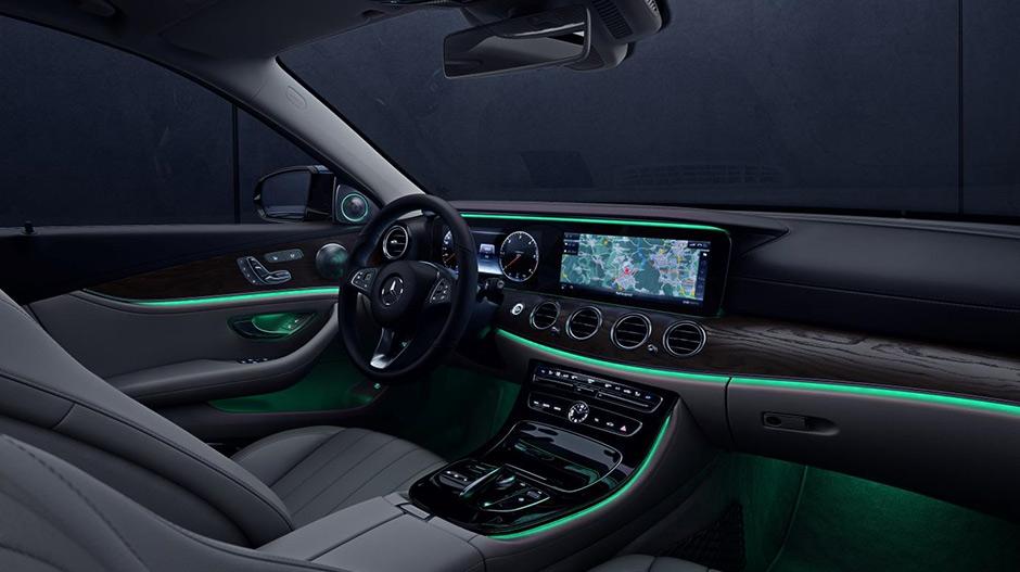 Future E-Class Interior