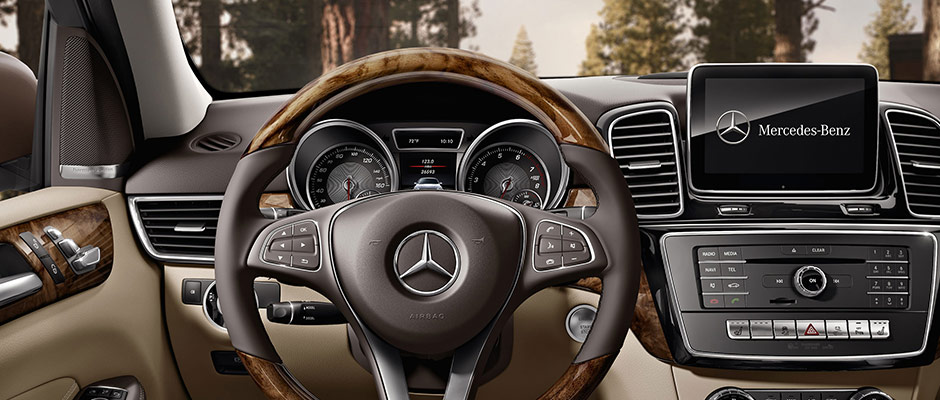 2016 Mercedes-Benz GLE350 SUV