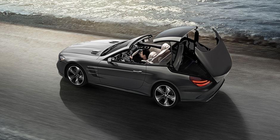 New 2018 Mercedes-Benz SL AMG® SL 63 Roadster ROADSTER in ...