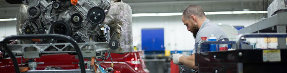 Mercedes-Benz Transmission Repairs