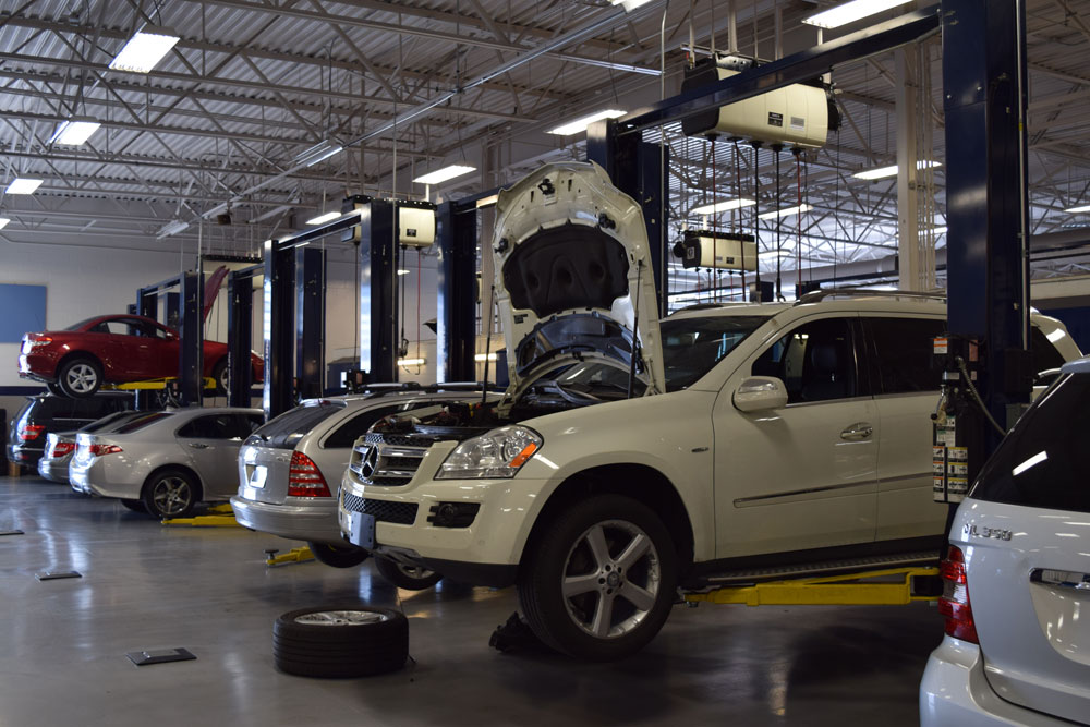 Get mercedes certified service with the brand experts for Mercedes benz service schedule cost