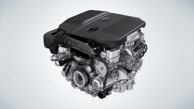 2017 C-Class Engine