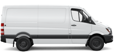 Sprinter Worker Cargo Van