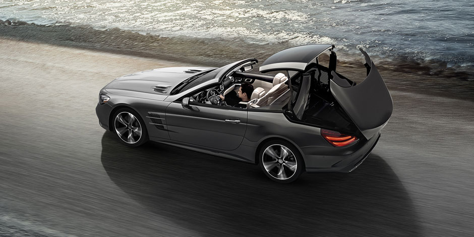 SL-Class putting top down