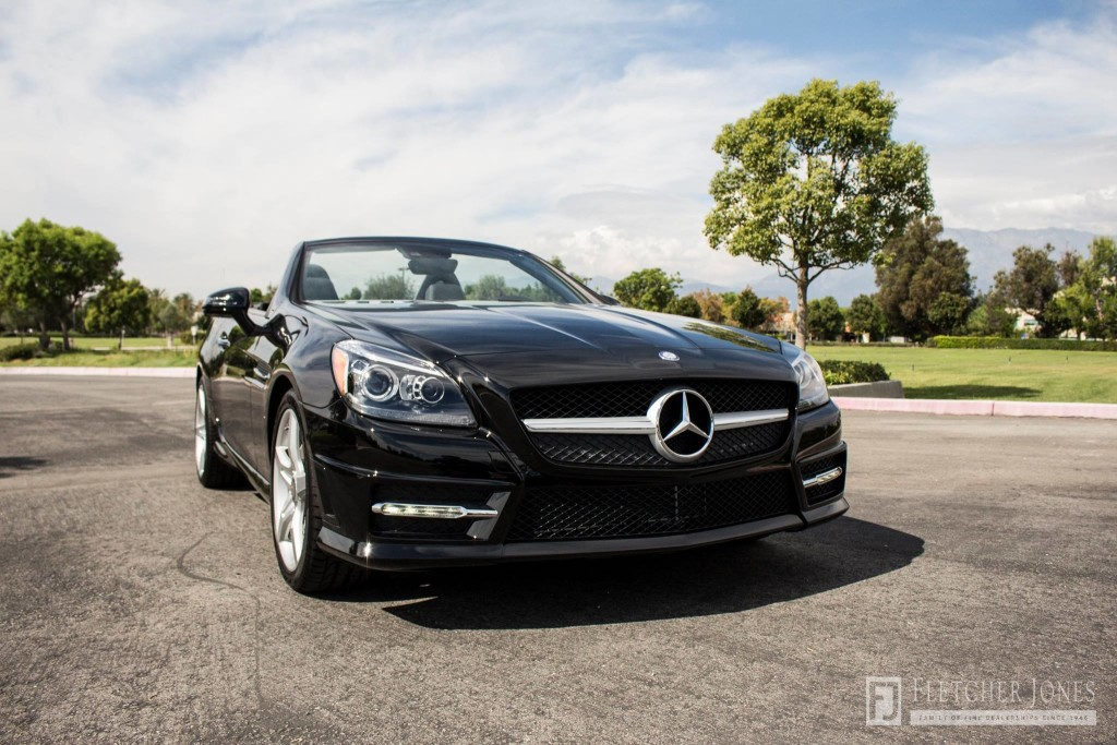 3 top reasons to love the all new 2017 mercedes benz sl class for Fletcher mercedes benz