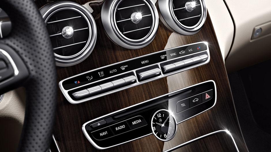 2016 Mercedes-AMG® C 63 S Sedan