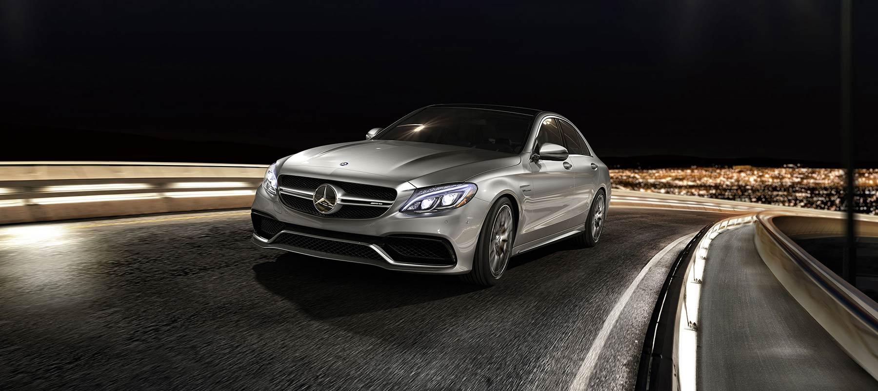 2017 Mercedes-AMG® C 63 S Sedan