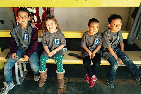 Children Volunteers