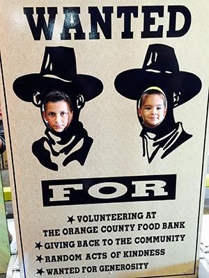 OC Food Bank Volunteers
