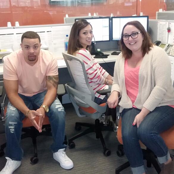 Orange-Wear Day Trio
