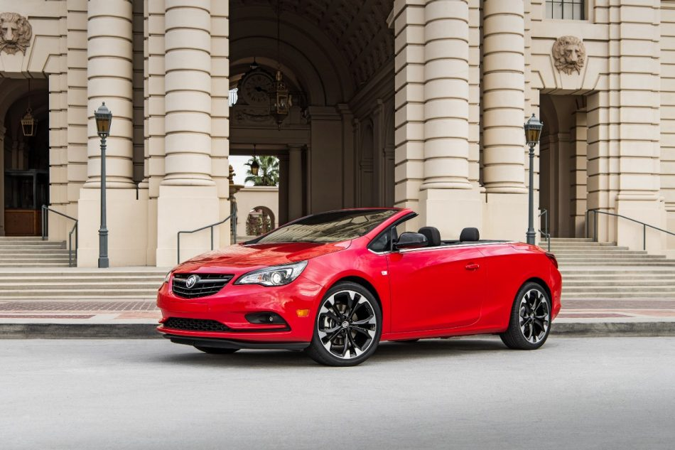 garber buick cascada sport red - Valentine Buick Gmc