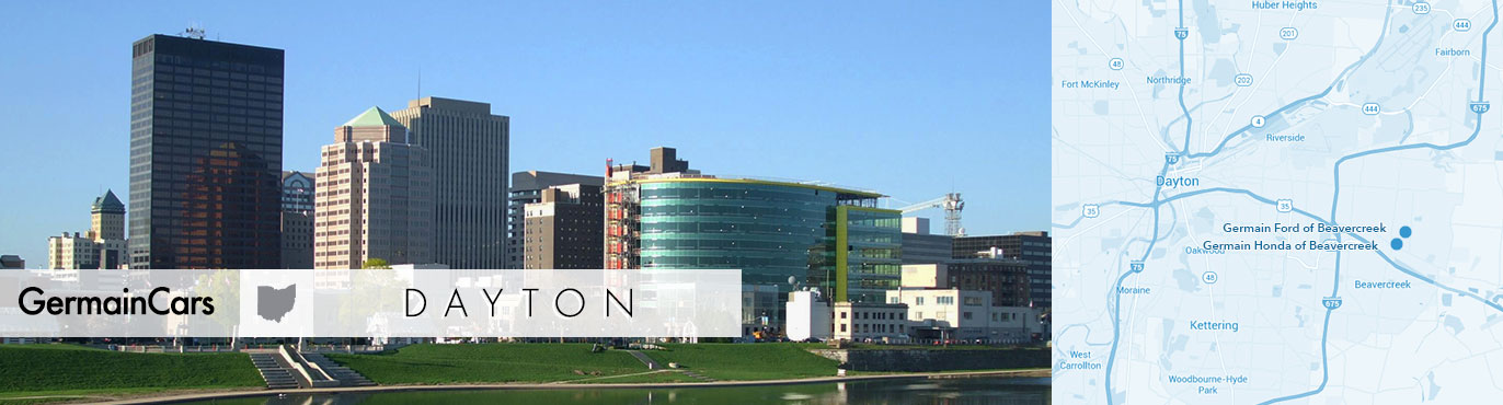 Germain Dealerships in Dayton Ohio
