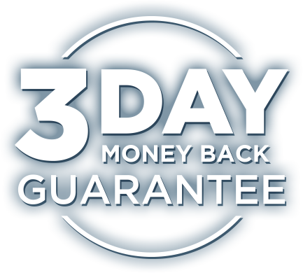 Germain 3 Day Money Back Guarantee