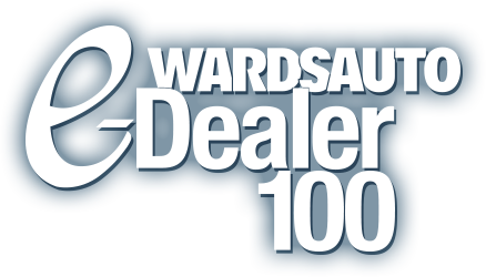 Germain WardsAuto e-Dealer 100 Award Winner