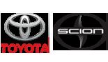 Toyota Scion logos