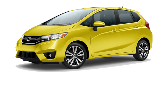 2016 Honda Fit EX-L with Navigation