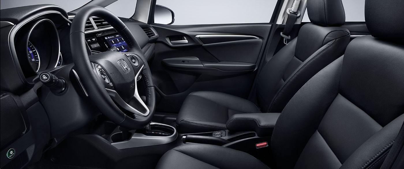 Honda Fit Voice Controls