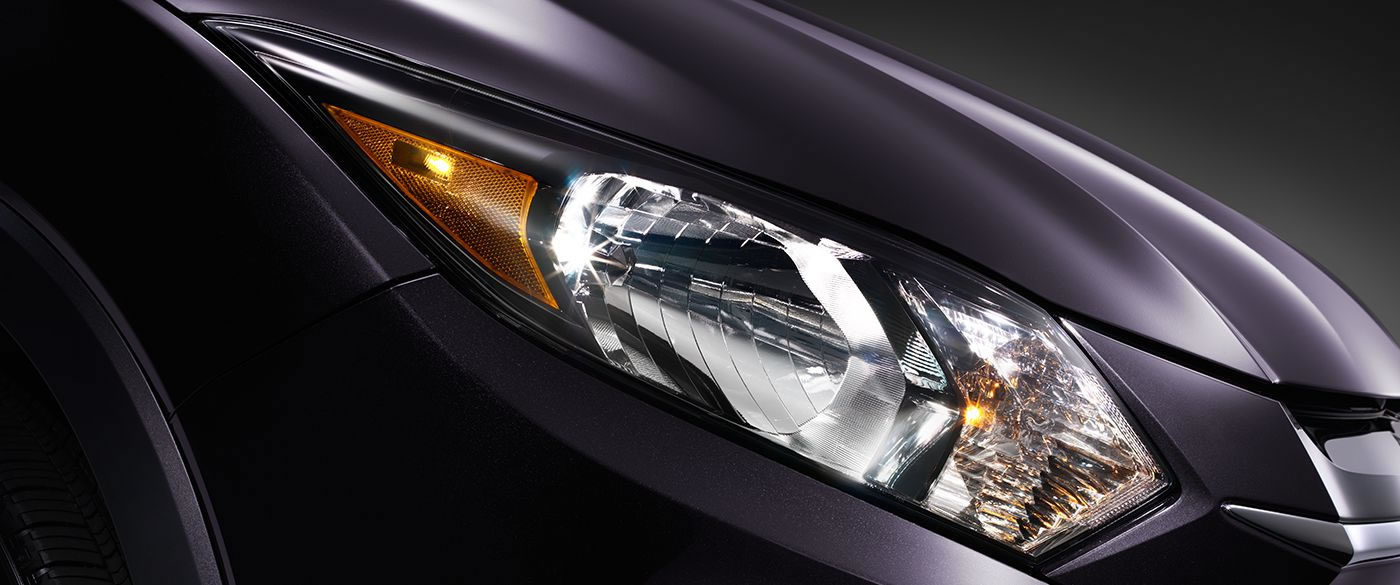 Honda HR-V Daytime Running Lights