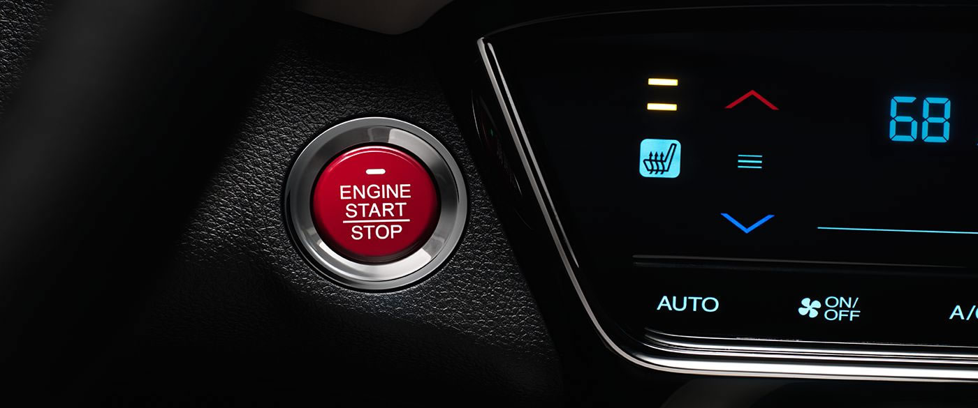 Honda HR-V Engine Push Start
