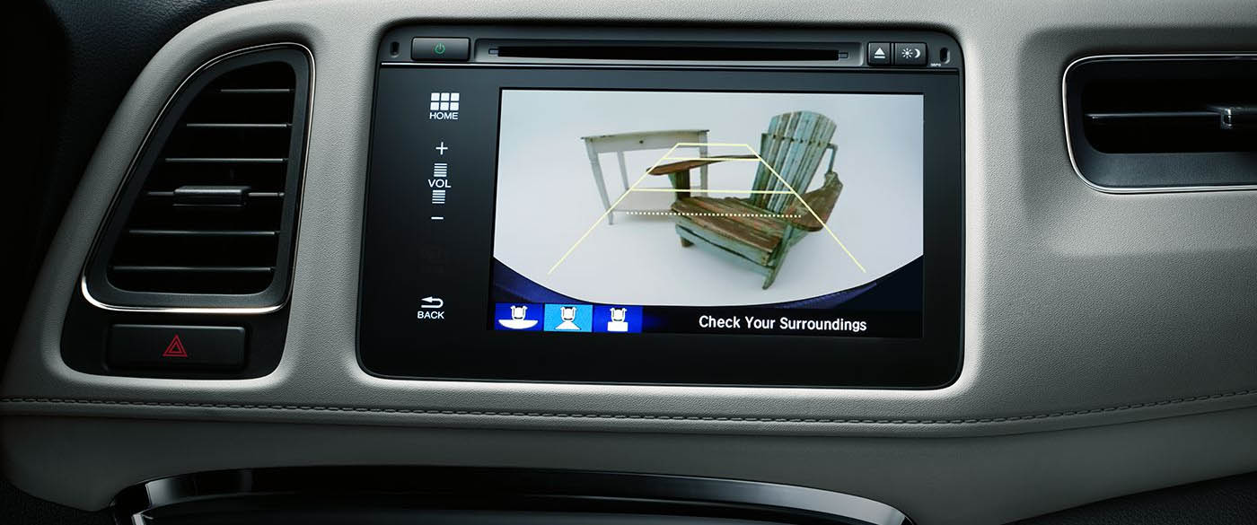 Honda HR-V Rearview Camera