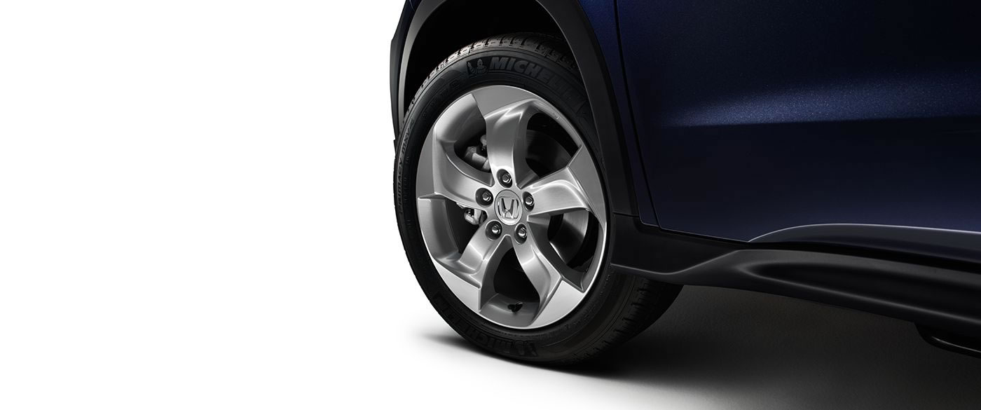Honda HR-V Tire Pressure Monitoring System