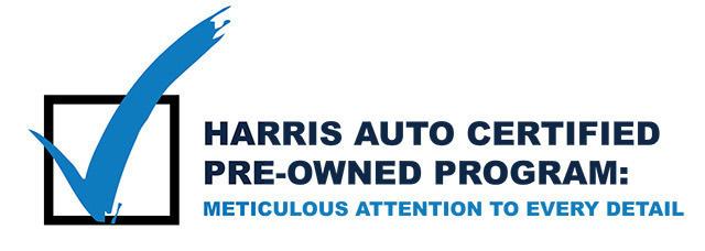 Harris CPO Program