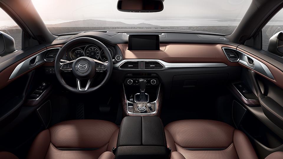 2016 Mazda CX-9 interior cabin