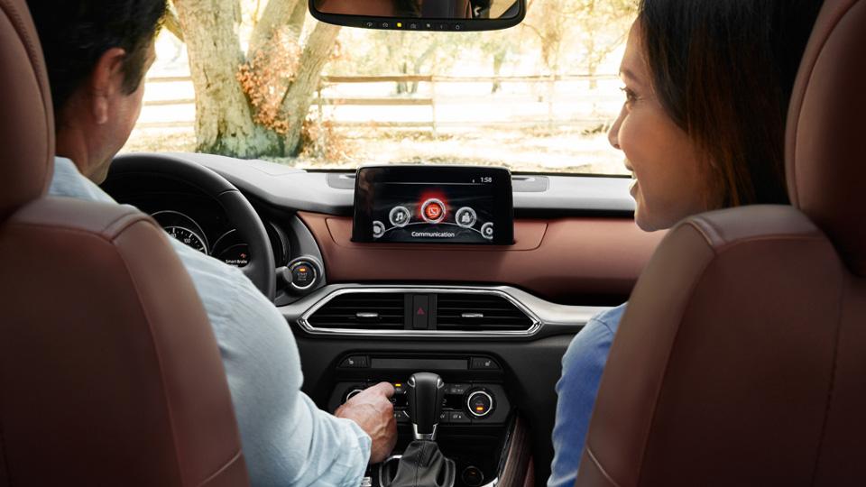 2016 Mazda CX-9 tech
