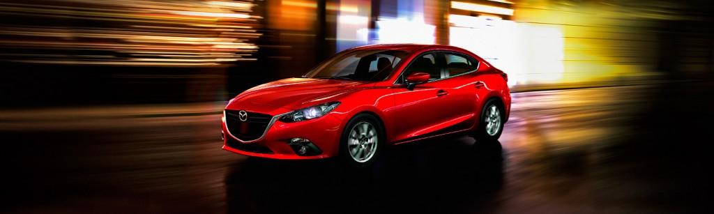 2016 Mazda3
