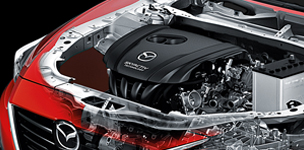 SKYACTIV® TECHNOLOGY