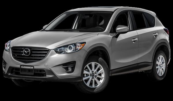 2016 Mazda CX-5 grey exterior