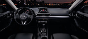 2016 Mazda3 Technology