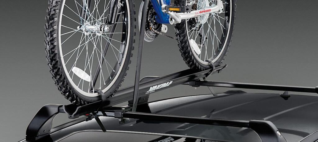 2015 Mazda5 bike rack