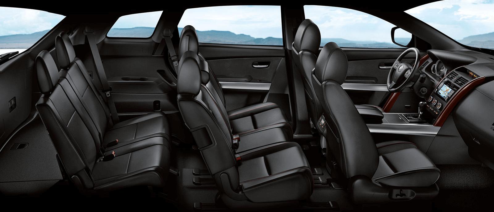 2015 Mazda5 seat slider