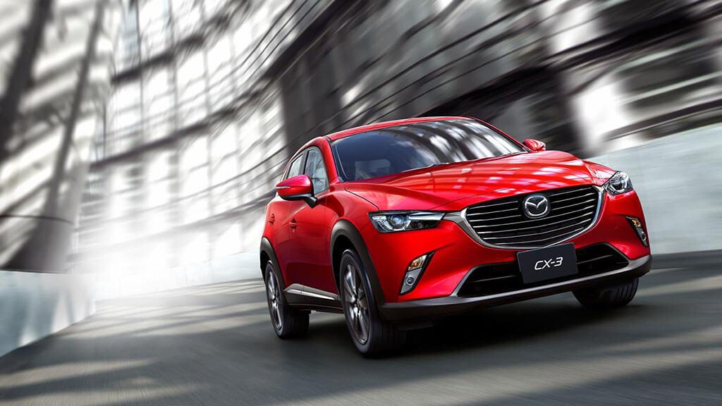 2016 Mazda CX-3 performance