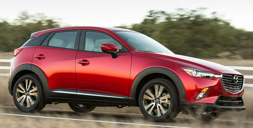 2016 Mazda CX-3 safety