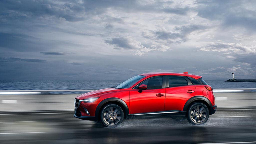 2016 Mazda CX-3 test drive