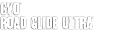 Harley-Davidson CVO<sup>™</sup> Road Glide<sup>®</sup> Ultra