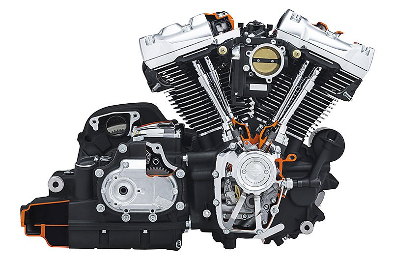 H-D Announces 107ci and 114ci