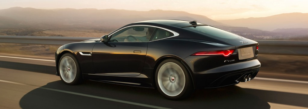 2016 Jaguar F-Type Coupe