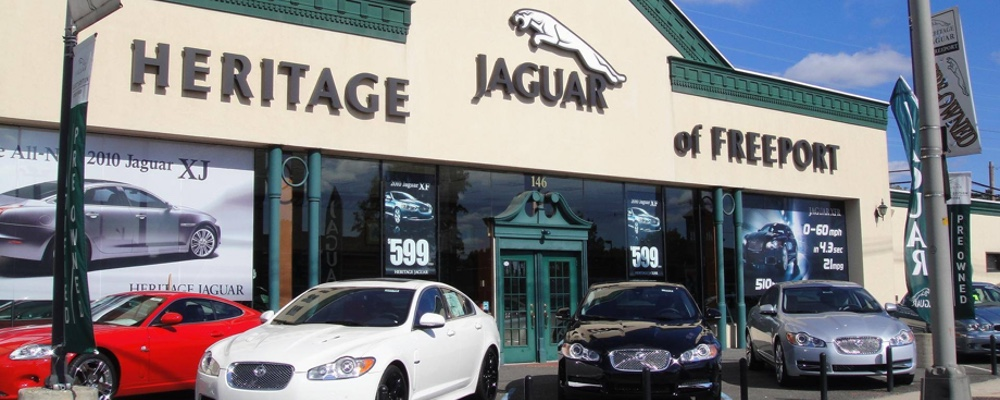Jaguar Freemont Dealership
