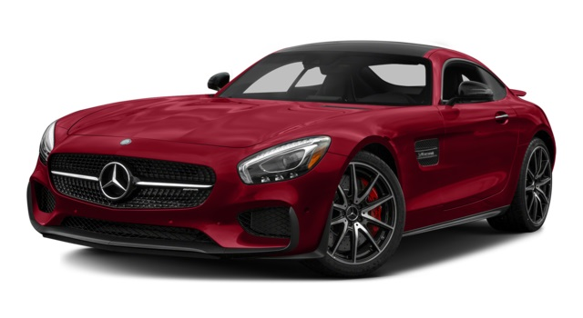 2016 Mercedes AMG GT S