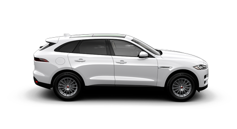 2017 F Pace White Background