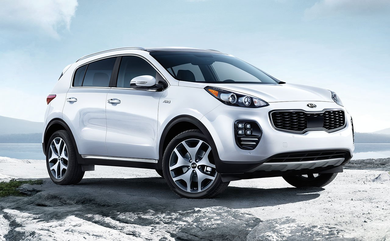 "Cars.com Names 2017 Sportage ""Best New Compact SUV"" of 2017 - Jim ..."