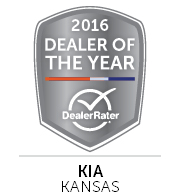 Best Kia Dealership - Dealer of the Year Award 2016