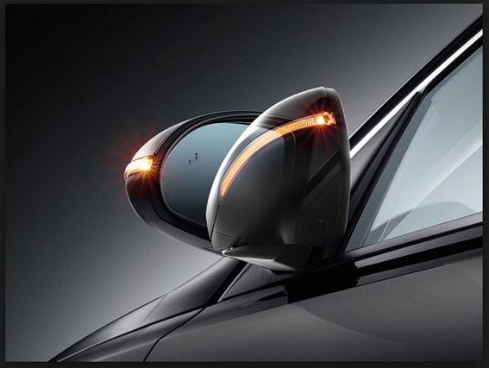 2016 Kia Optima Outside Mirrors