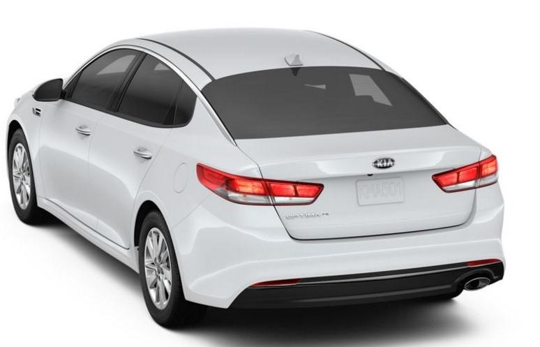 2016 Kia Optima LX 2.4L TailLights